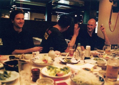 Stratford Mercenaries / Tokyo / June 98