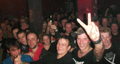 This is why we did the tour.  Those beautiful faces at the end of the night.